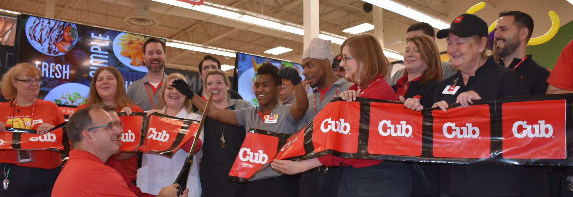Cub Foods Update from President Utecht