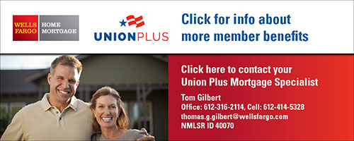 Union Plus Benefits >> Union Plus Home Mortgage Program And Consumer Benefits Ufcw