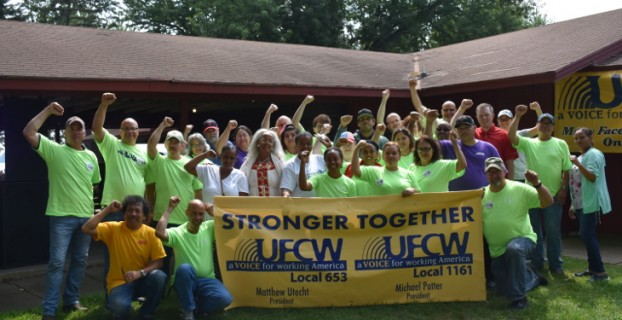 UFCW Local 653 & UFCW Local 1161 union members vote to merge locals and become largest UFCW Local in five state area