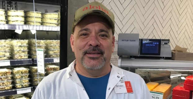 Antonio Page from Eastside Food Coop is our #MemberMonday
