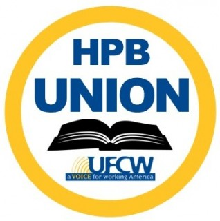 Half Price Books Workers Join Together for a Better Life