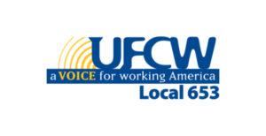 UFCW Local 653 Logo