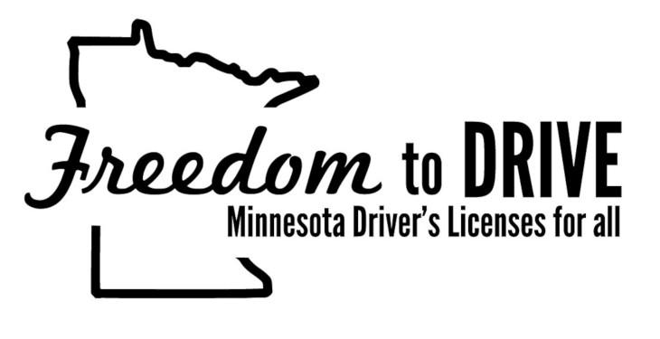 Freedom to Drive logo with tagline